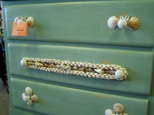 Chest Decorated with Shells 1