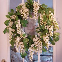 Five Minute Wreath Spring Summer Wreath