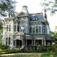 Tour a Beautiful Historic Victorian Home in Newnan, Georgia
