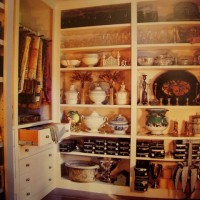 China Storage: Wishing for a Butler's Pantry