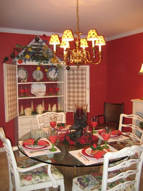 I Asked Carol About The Wonderful Cabinet In Her Dining Room. She Said, U201cI  Found It At A Darling Little Boutique In Champaign, IL Called The Checkered  Moon.