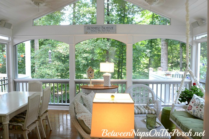 Diy Screened In Porch : Building a screened in porch