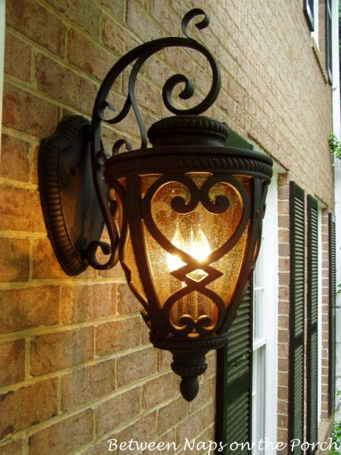 Quoizel Lantern for Front Porch
