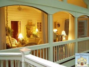 Screened-in Porch Addition