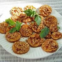 Sweet Potato Chips Snack or Appetizer