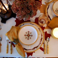 Fall Tablescape: To Autumn