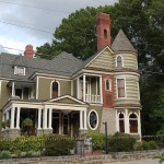 Six Feet Under, Awesome Porches and Bats in the Belfry