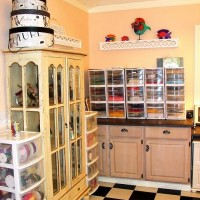 Building and Designing a Craft Room