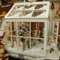 Make a Greenhouse from Old Discarded Windows