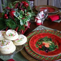 Holiday Table Settings by the Readers of BNOTP