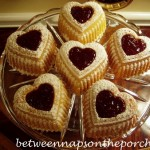 Heart Cakes for Valentine's Day_wm