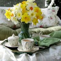A St. Patrick's Day Teascape