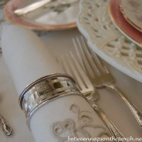 Monogrammed Sterling Napkin Ring