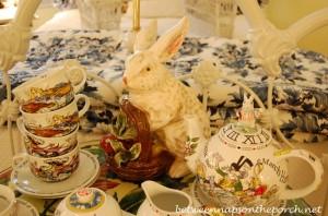 Alice in Wonderland Tea Party Tea Set