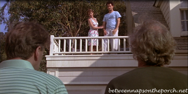 Carol and Ray's House in the Movie, The Burbs