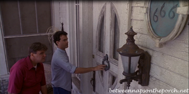 Klopek House in Movie, The Burbs