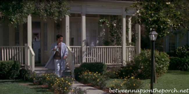 Mayfield Place in movie, The Burbs
