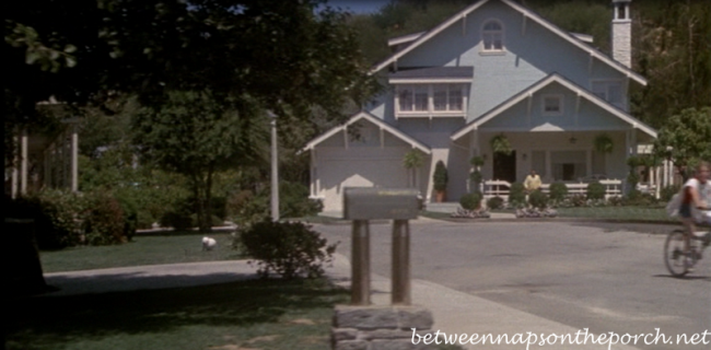 Mayfield Place in the Movie, The Burbs