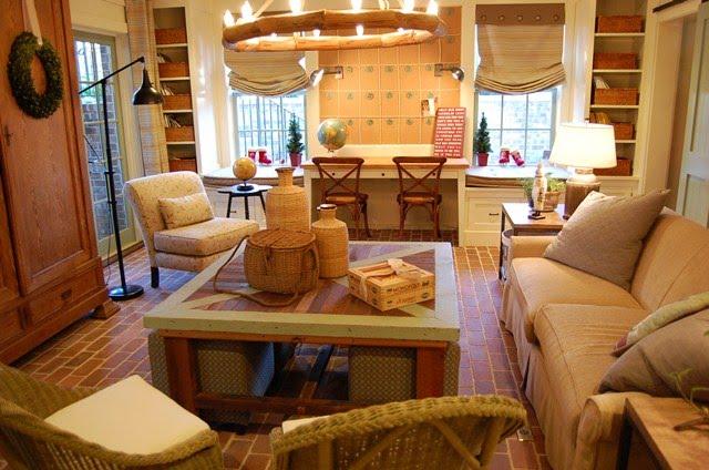 Southern Living Design House Senoia Ga