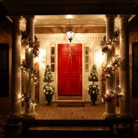 Pottery Barn Christmas Garland Knock-off