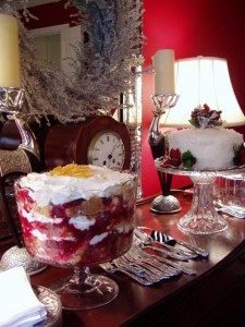 Cranberry Trifle Recipe for a Holiday Party
