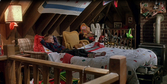 House in Home Alone Movie