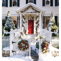 Pottery Barn Inspired Garland Tutorial-Make Your Own!