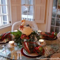 12 Days of Christmas Tablescape with China by Valarie Parr Hill_wm