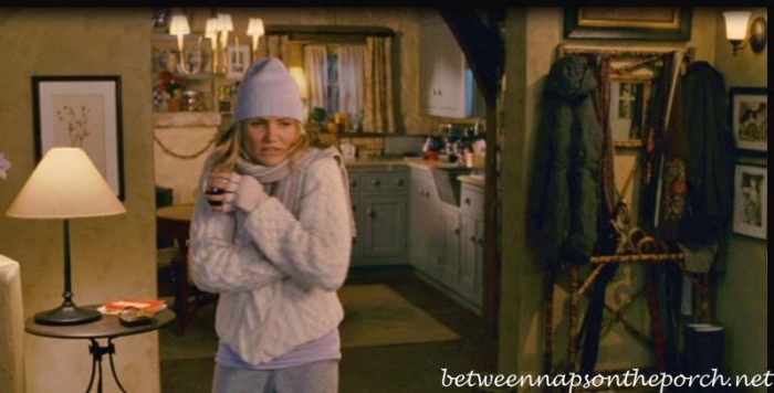 Cameron Diaz in the movie, The Holiday_wm
