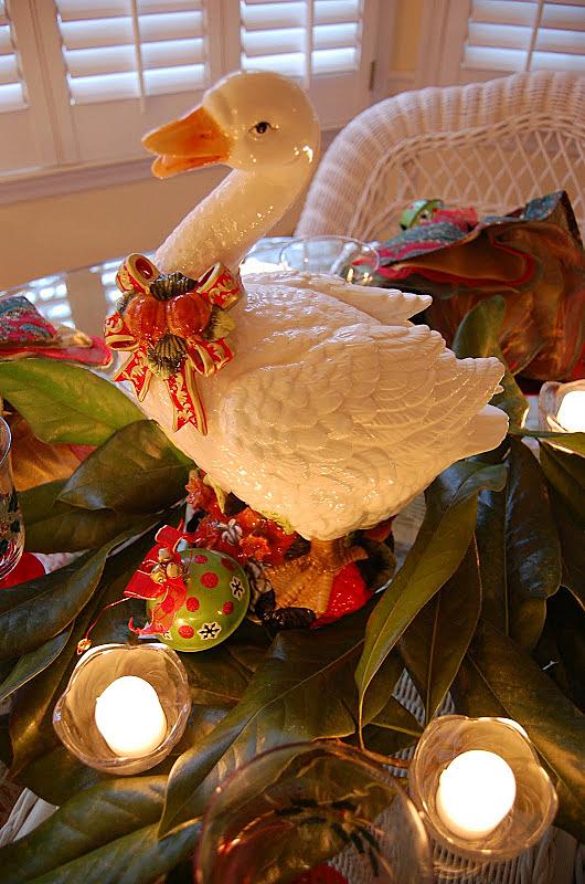 Christmas Goose 2