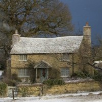 Rosehill Cottage from The Holiday Movie