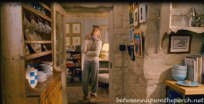 Rosehill Cottage in the Movie, The Holiday_wm