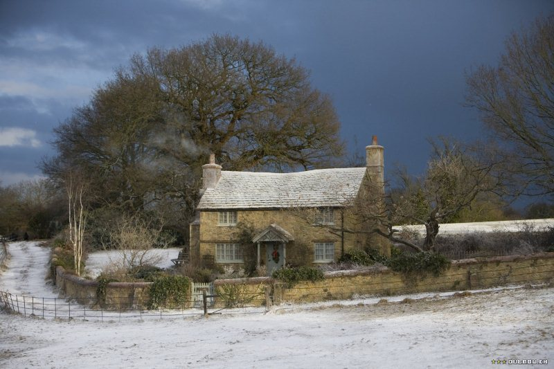 Tour Rosehill Cottage in the movie, The Holiday
