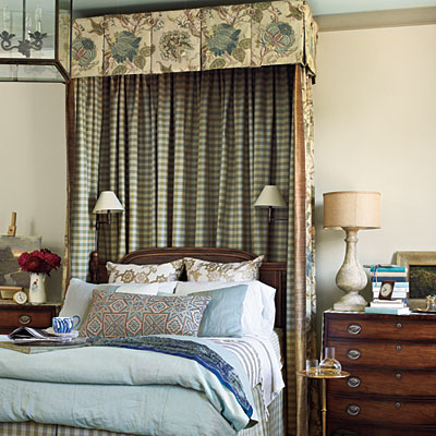 Southern Living Bedding : Southern Living Idea House: Tour the Bedrooms & Baths