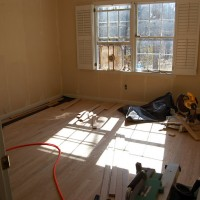 Installing Hard Wood Floors: Part 2
