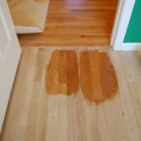 Installing Hard Wood Floors: Final