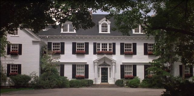 Tour The Real Home In The Money Pit Movie Northway House