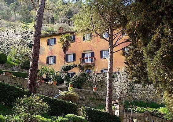 The Real Villa In Under The Tuscan Sun Villa Laura