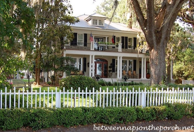 Isle of Hope Home with Double Porches