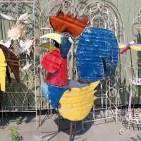 Bottle Tree Dreams and Yard Art Fantasies