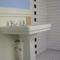 Bath Renovation in Historic Hom
