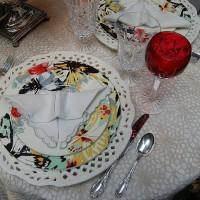 Napkin Folding Tutorial: The Butterfly