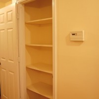 Painting the Closets and Office Trim