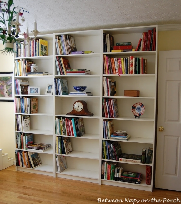 Ikea Billy Shelf Idea: IKEA Billy Bookcase & A Library For The Office