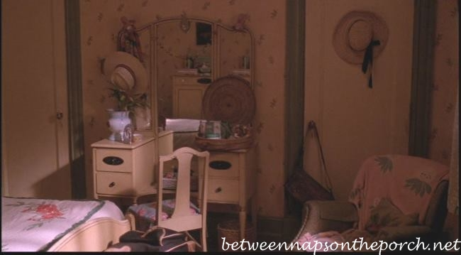 Bronte's Bedroom in Movie, Green Card 2_wm