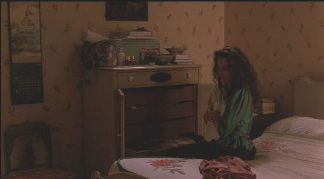 Bronte's Bedroom in Movie, Green Card 3
