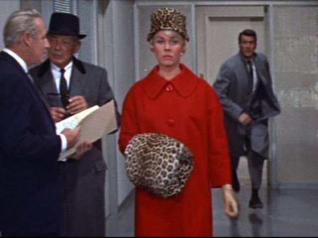 Doris Day Fashions in Pillow Talk and Lover Come Back