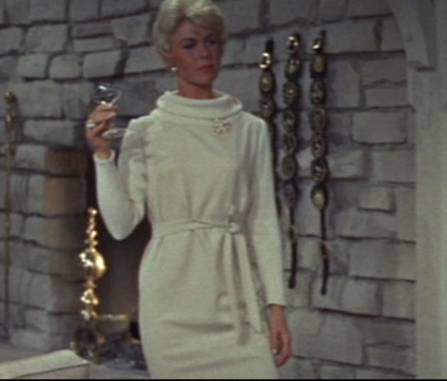 Doris Day Movie Fashions In Pillow Talk And Lover Come Back