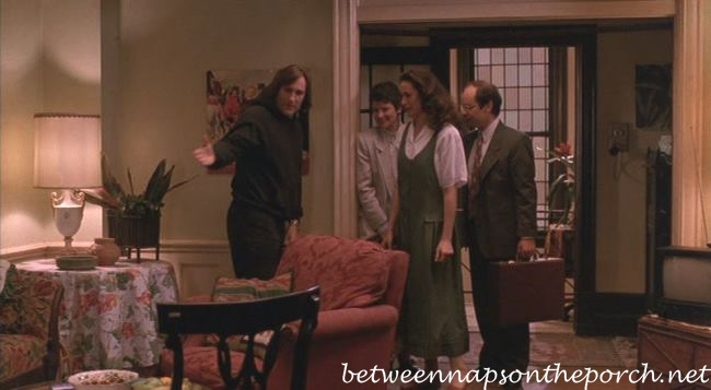 New York Apartment in Green Card Movie 2