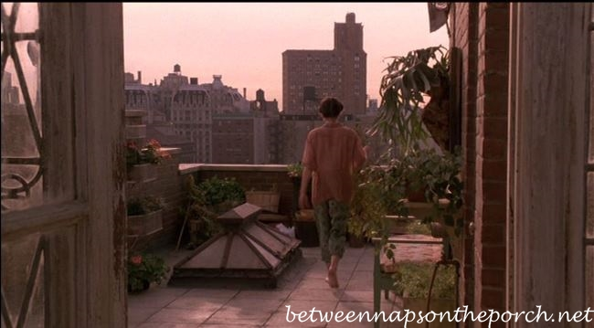 Rooftop Garden in Movie, Green Card 1_wm